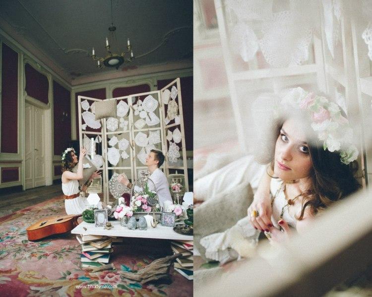 Богемне весілля у Львові